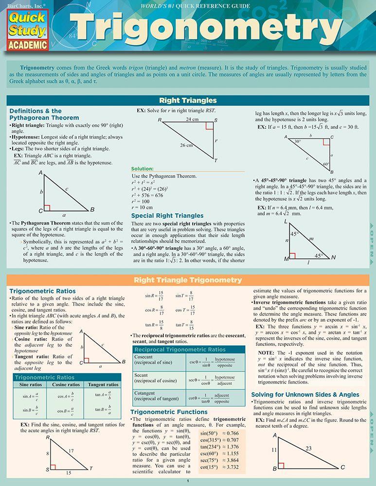 Trigonometry | Engineering | Pinterest | Trigonometry, Math and Calculus