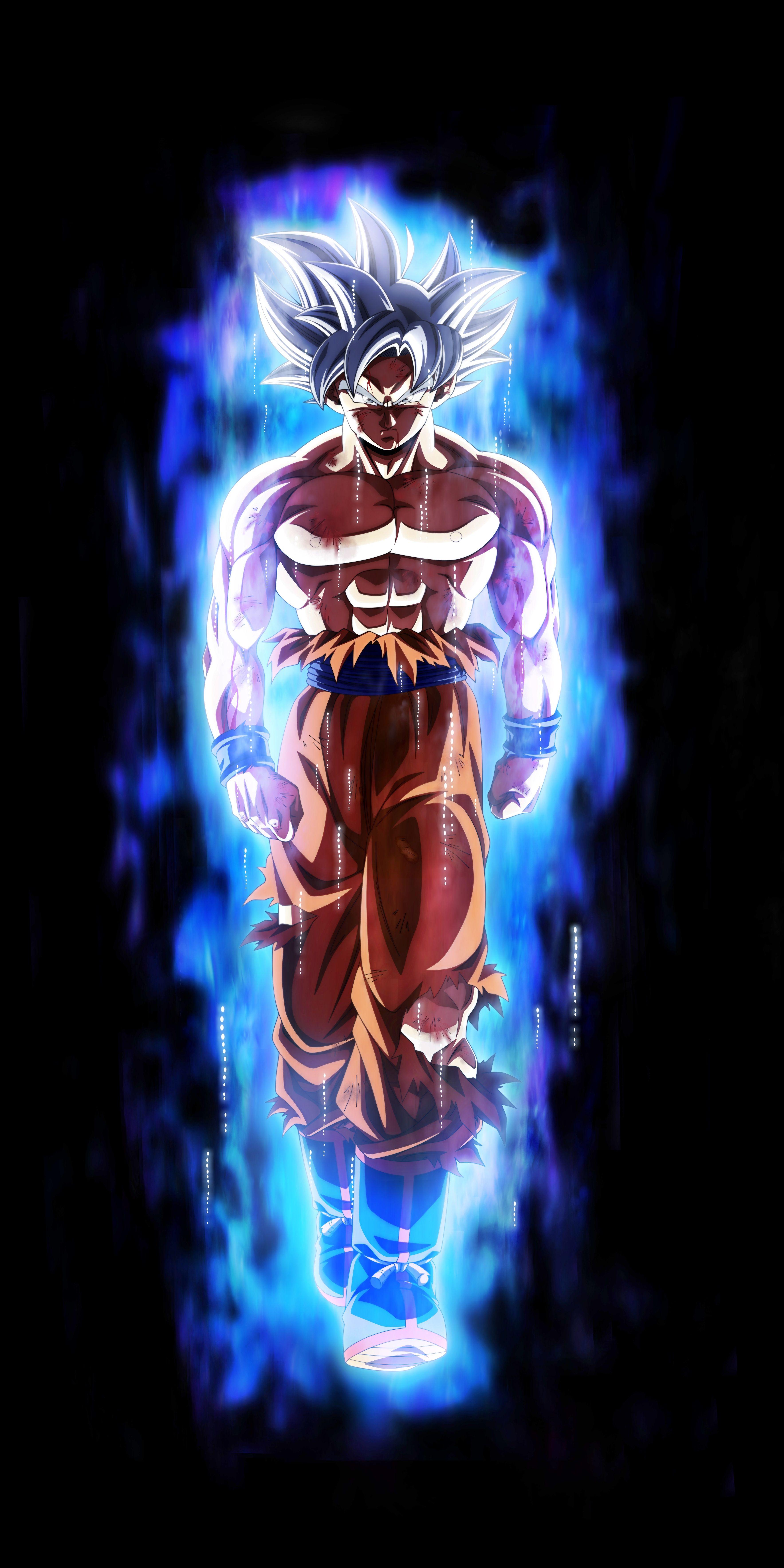Goku Ultra Instinto Dominado Universo 7 Dragon Ball Super Artwork Anime Dragon Ball Super Dragon Ball Super Goku