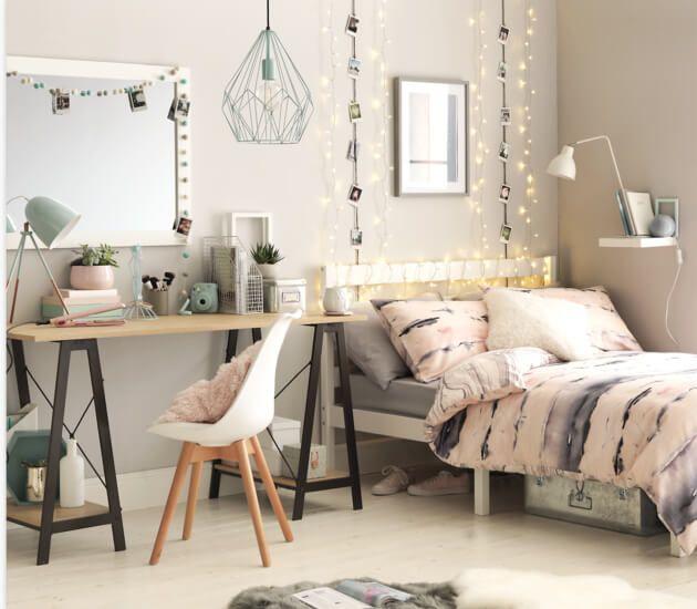 teen schlafzimmer design ideen mädchen dekorieren jungen