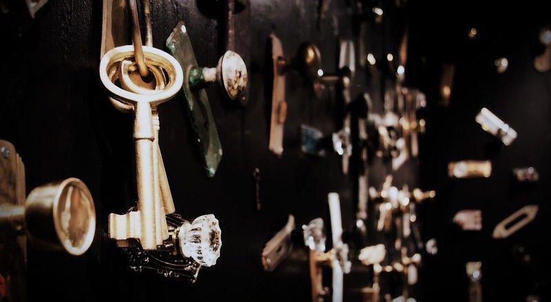 Lock and key bar california
