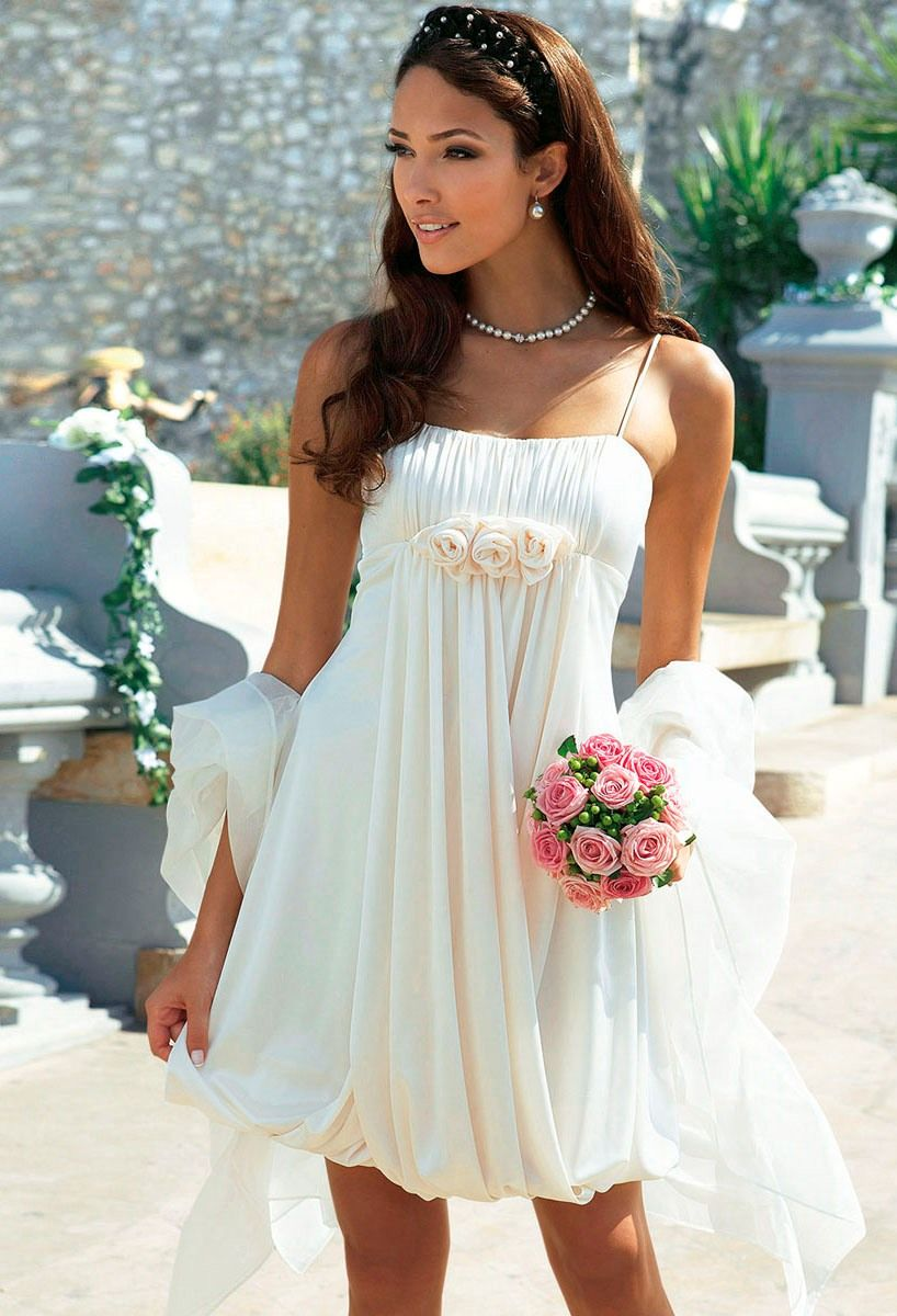 Beautiful-Short-Beach-Wedding-Dresses.jpg (818×1200)