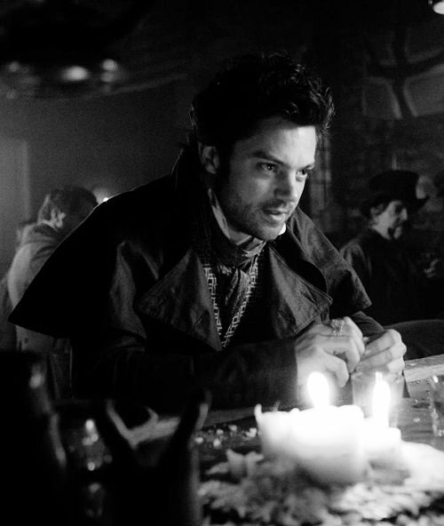 Dominic Cooper as Henry Sturgess in Abraham Lincoln Vampire Hunter