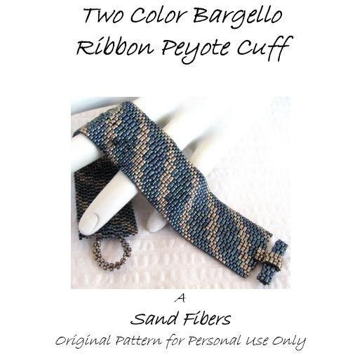 Two Color Bargello Ribbon is eligible for Sand Fibers 3-for- 2 Pattern Program.    Purchase any two Sand Fibers patterns and receive a third, of equal