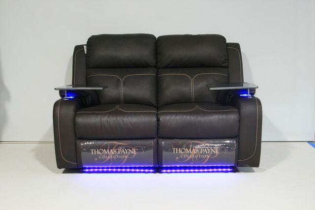 2688 Thomas Payne Wallhugger Reclining Love Seat Sofa