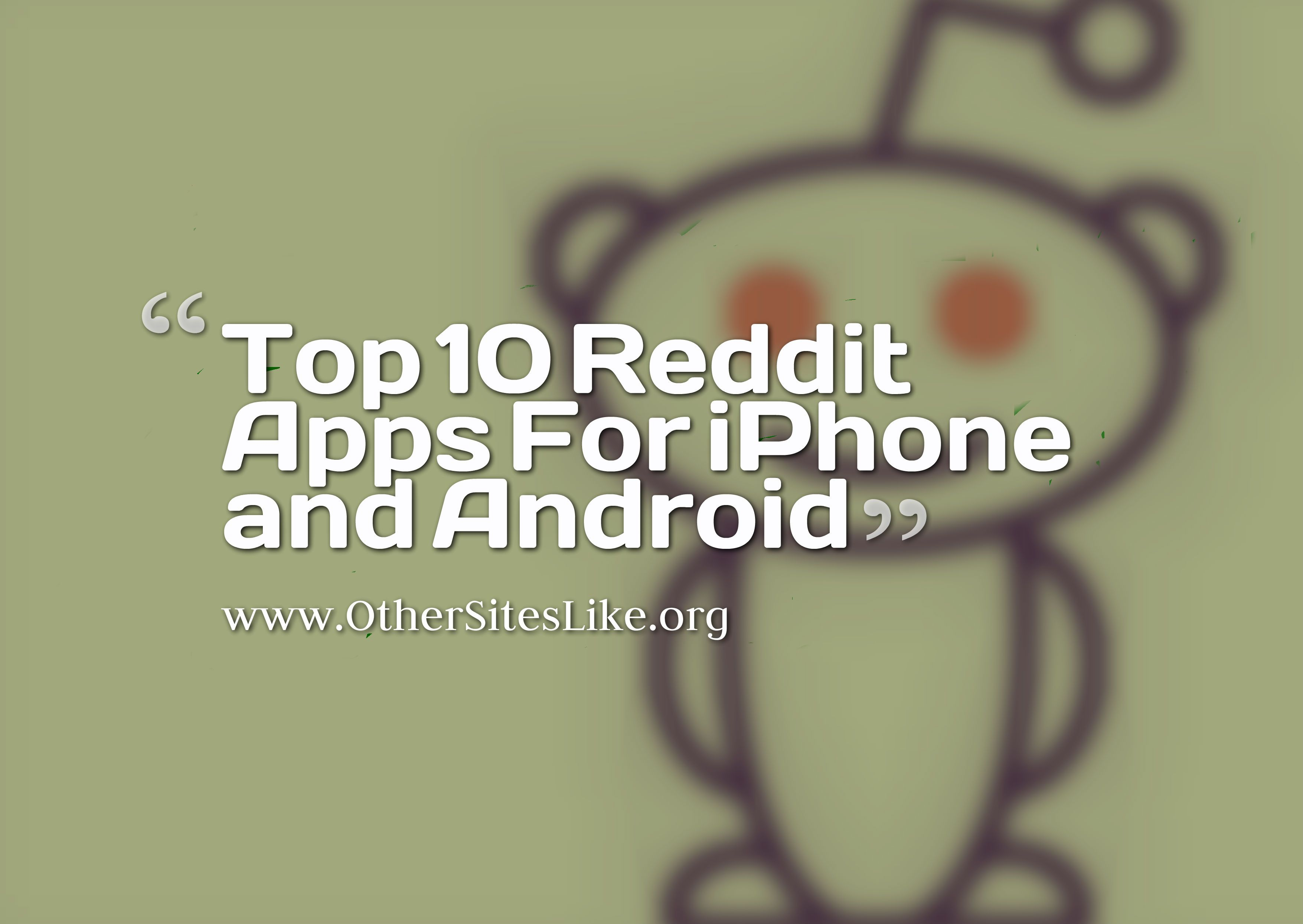 best Reddit apps for iOS and android. Relay for Reddit