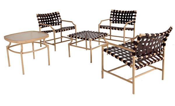 Tropitone Cantina Set Brown Jordan Furniture Furniture Teak