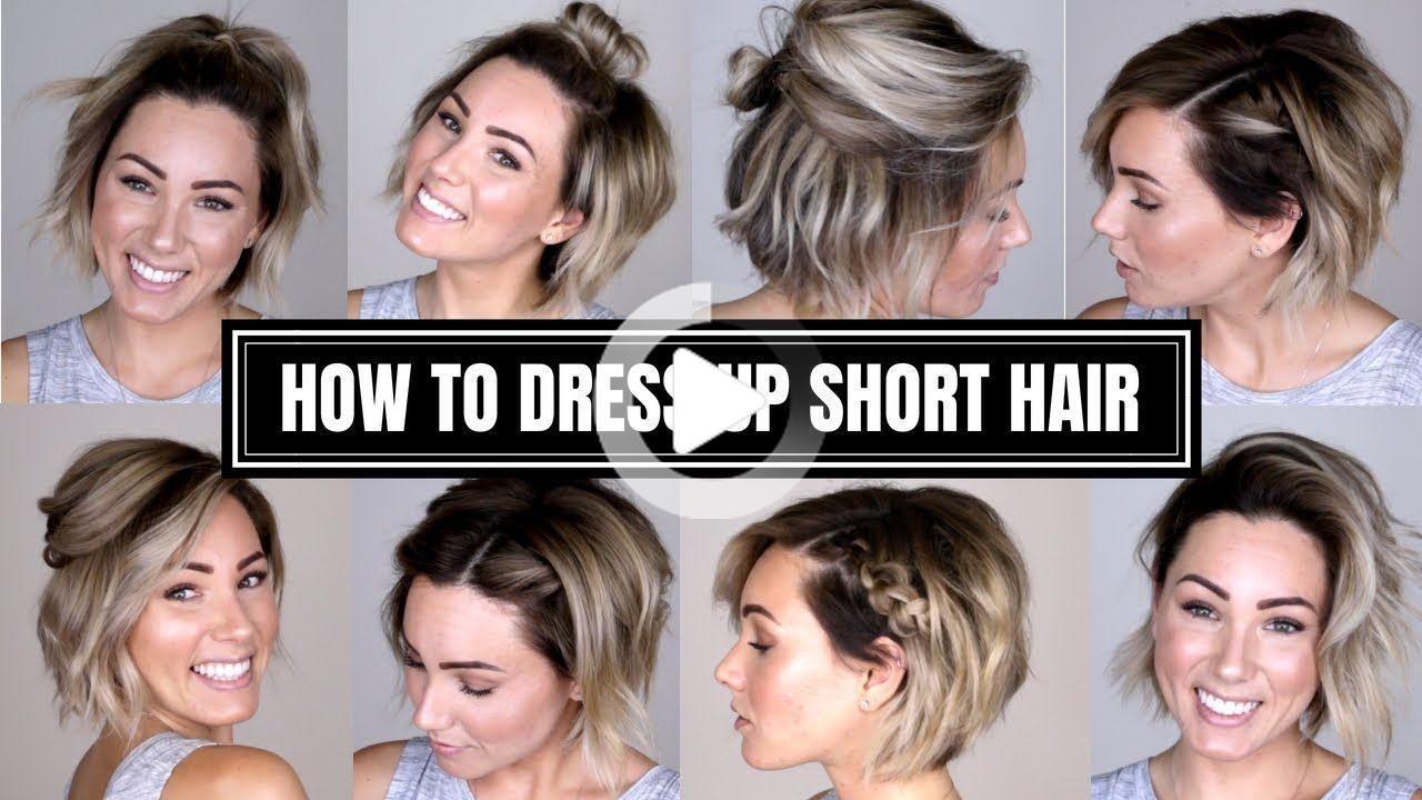 29++ Cute updos for bob haircuts ideas
