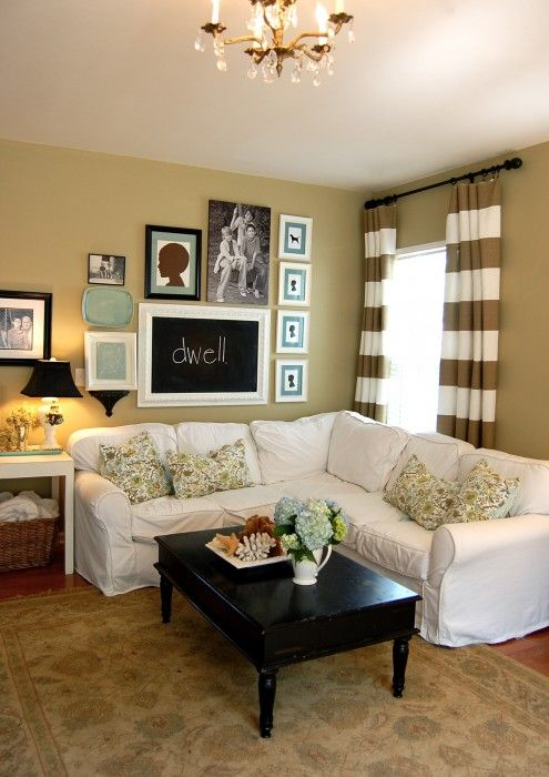 Meet the nester my nest room living room family room for I need ideas to decorate my living room