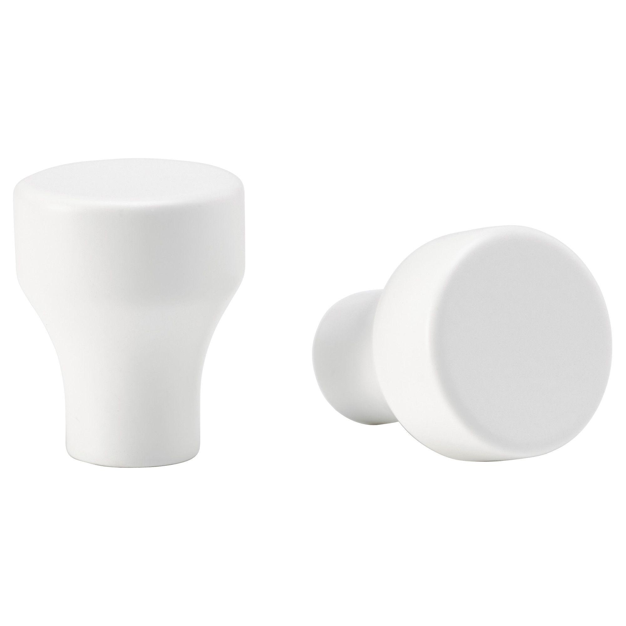 ERIKSDAL Knopf, weiß | Pinterest | Ikea, Ikea küche und Die küche