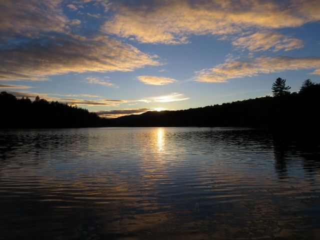 Paddling the Essex Chain Lakes | Schroon Lake, New York