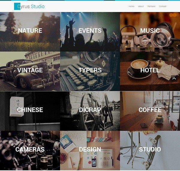 75 Free Bootstrap Html5 Website Templates Web Design Wheel