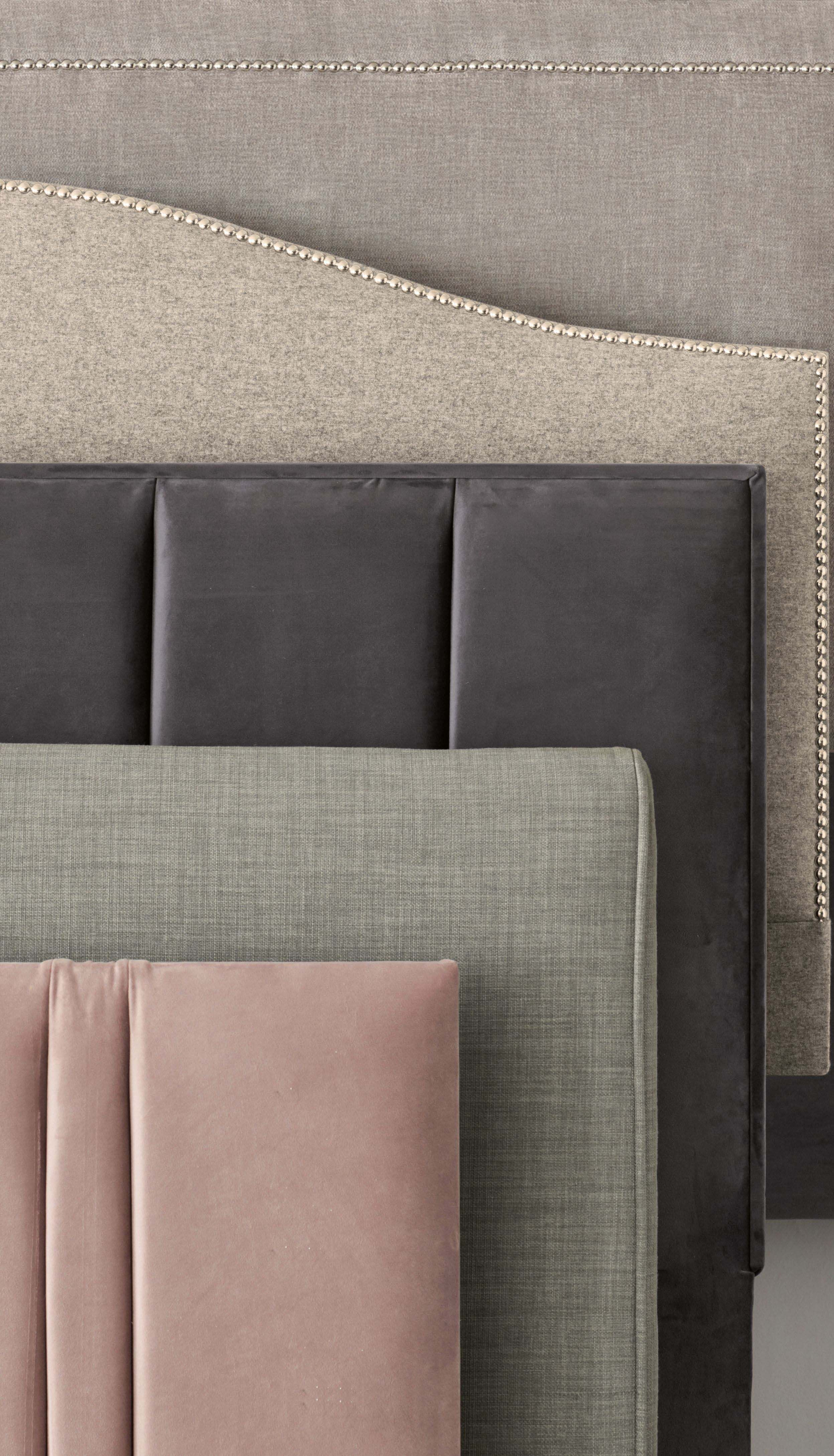 hot sale online 4c78f 9f84c Next Milano Upholstered Headboard - Grey | Products in 2019 ...