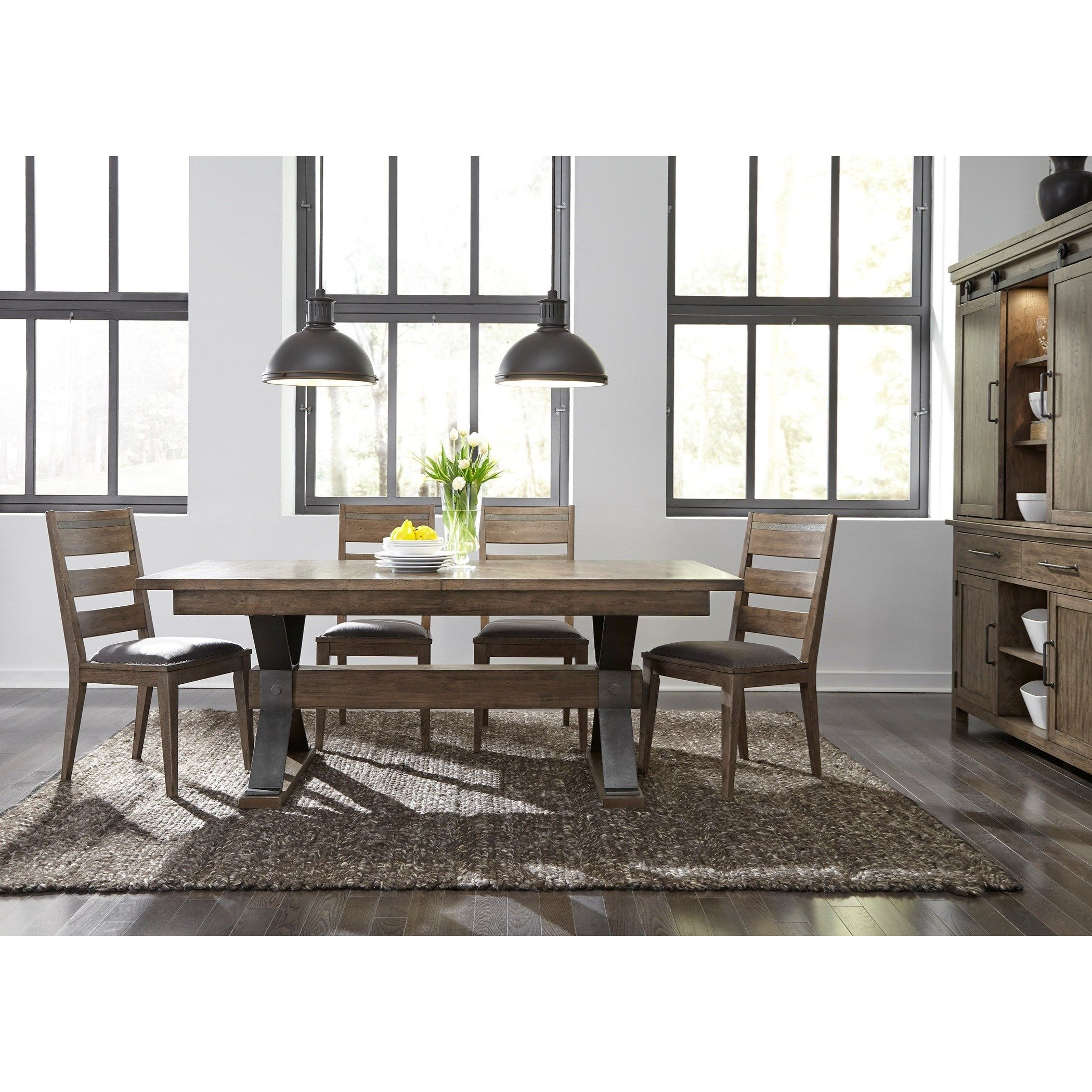 Sonoma Road Formal Dining Room Group