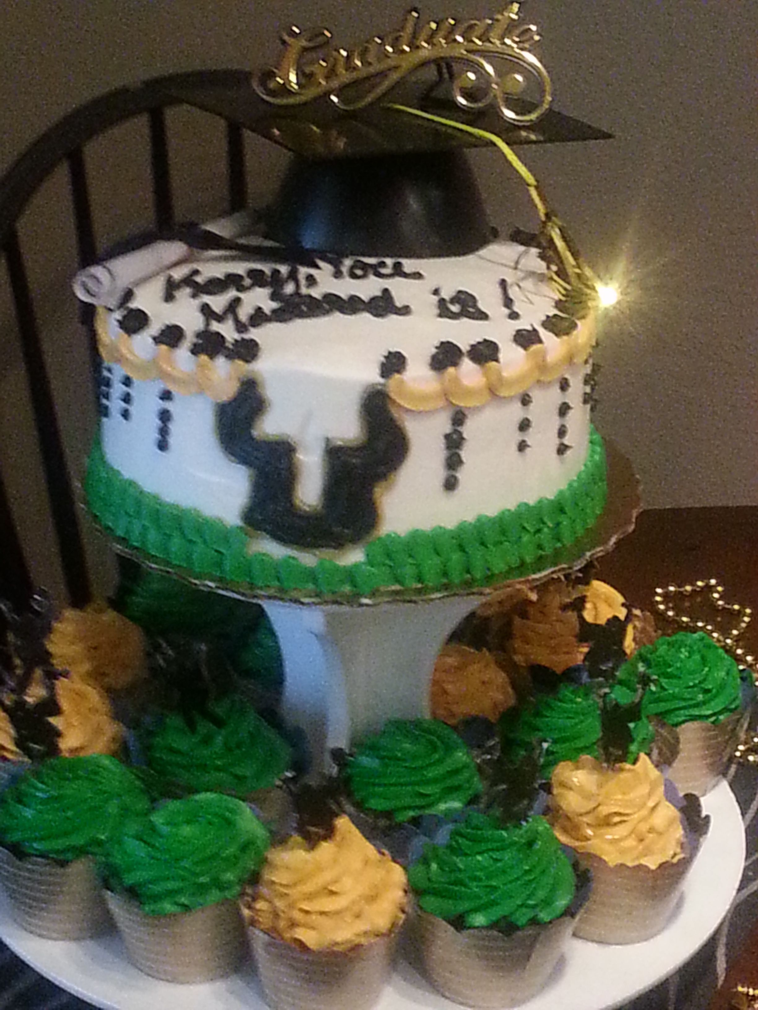 Kerry Graduation Cake Made By Publix And Designed By Me Good Times
