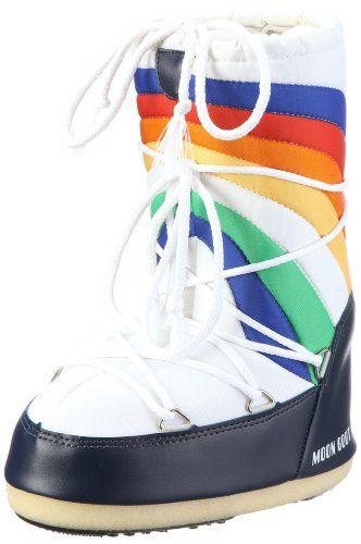 Amazon.com: Tecnica Women's 11 Rainbow Moon Boot: Shoes