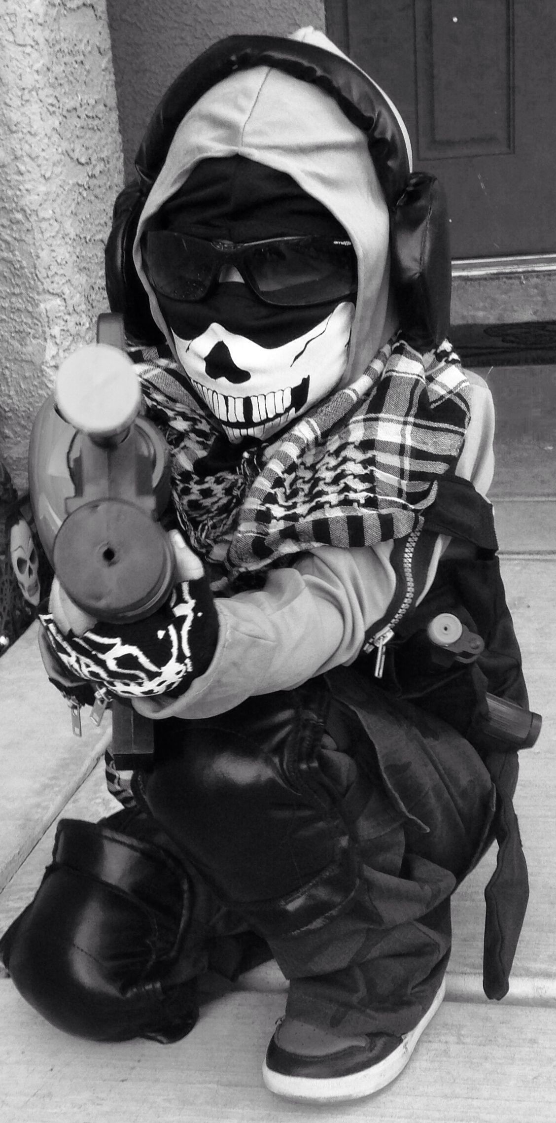 Call of Duty Ghosts (costume with added accessories) kids | Party ...