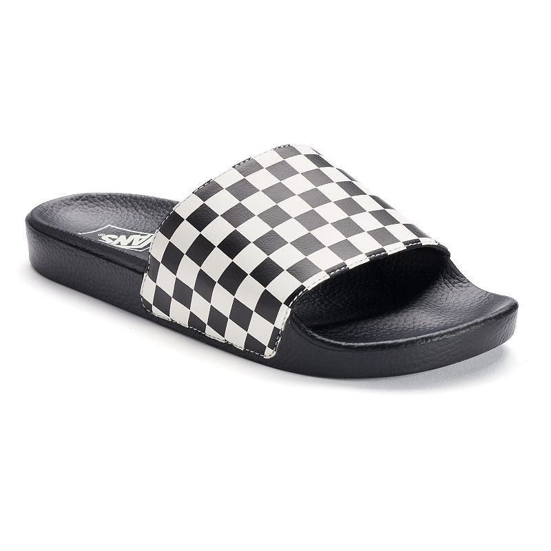 20a4f1779d Vans Slide-One Checker Men s Sandals
