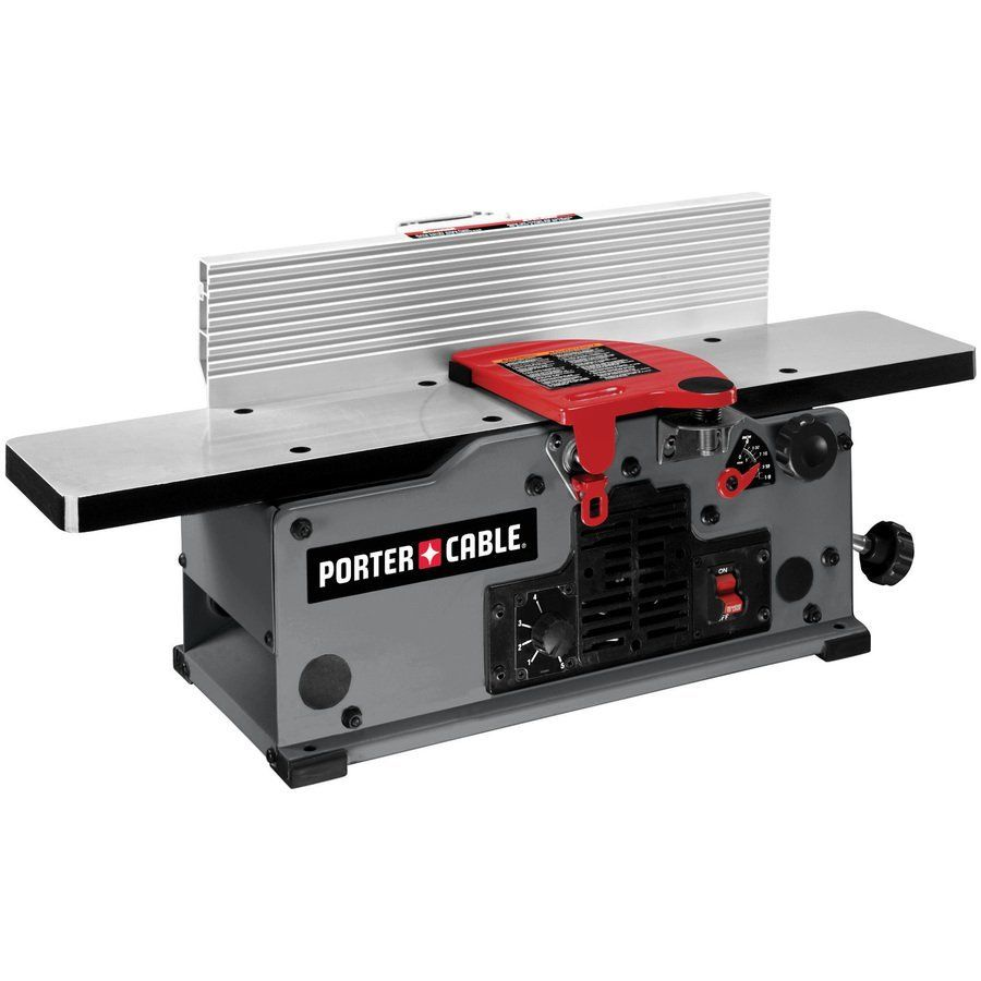 Shop porter cable porter cable pc160jt 10 amp 6 in variable speed porter cable pc160jt 10 amp 6 in variable speed bench jointer keyboard keysfo Images