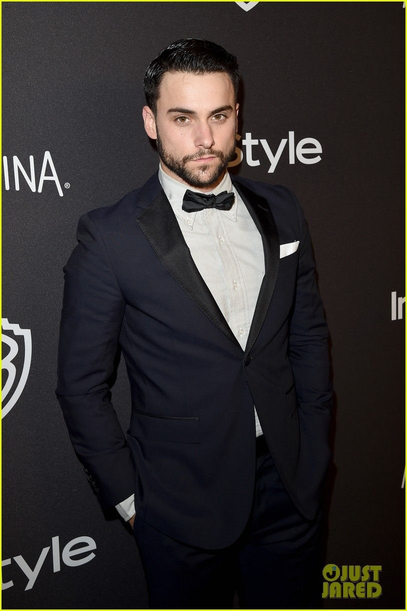 Jack Falahee & Kendrick Sampson Suit Up for InStyle's Golden Globes After-Party 2016 | kendrick sampson jean luc 2016 golden globes party 03 - Photo