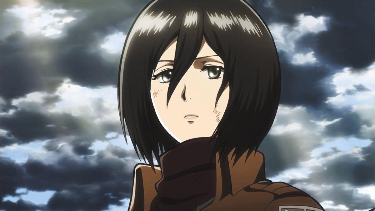 Pin By Nicolas Velazco On Shingeki No Kyojin Anime Mikasa Attack On Titan