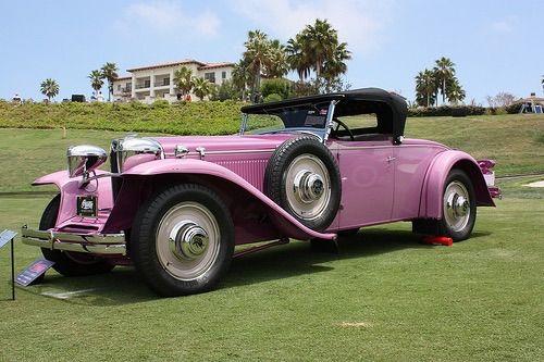 1929 Ruxton Roadster...original color...