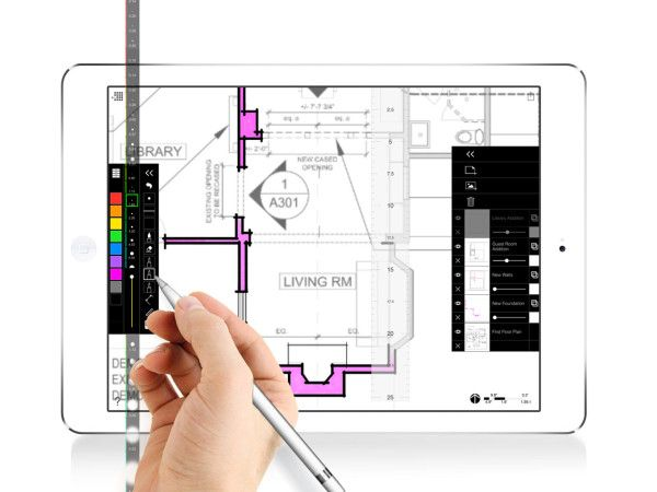 Morpholio Launches Scalepen For Its Trace App Android Design Education Design Interior Trace App