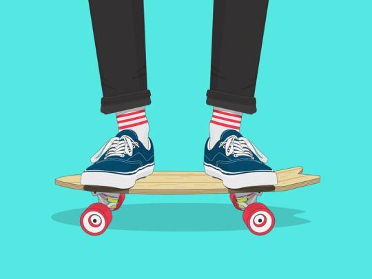 Disenadores Cosmicos Skate Art Skateboard Design Skateboard Art