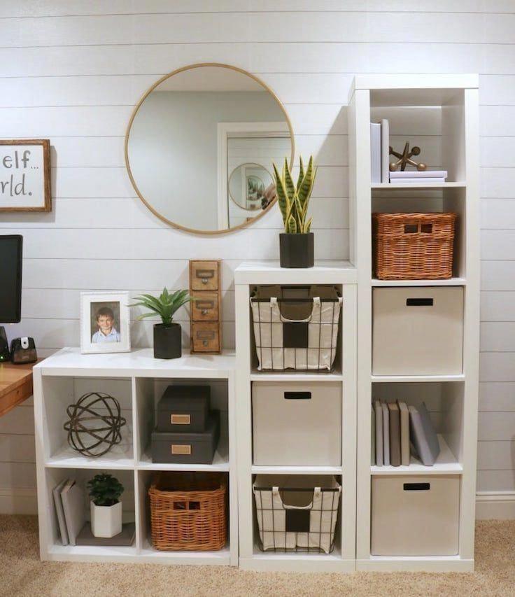 Better Homes & Gardens Square 4-Cube Organizer, Espresso - Walmart.com