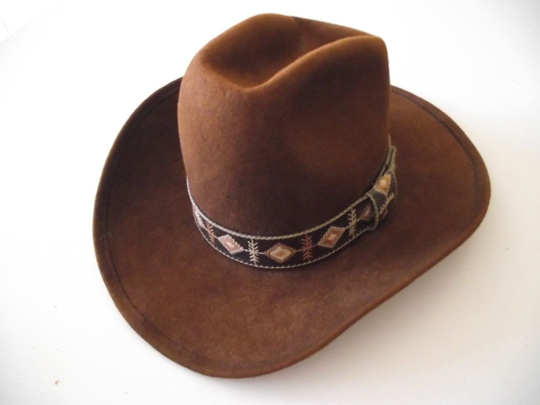 Vintage Cowboy hat  1523ac354cd