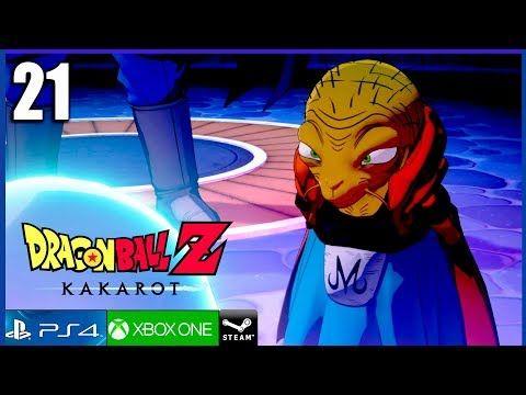 DRAGON BALL Z KAKAROT La Nave de Babidi | Gameplay Español Parte 21 | Saga Buu - YouTube