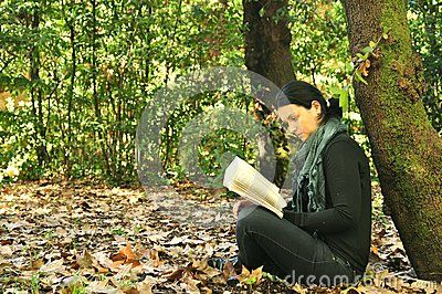 Reading In Nature Is My Hobby - Download From Over 29 Million High Quality Stock Photos, Images, Vectors. Sign up for FREE today. Image: 29029689