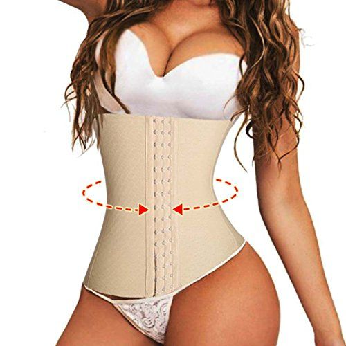 4dd378f550 BRABIC Waist Trimmer Trainer Corset Weight Loss Girdle Sport Shapers  Seamless