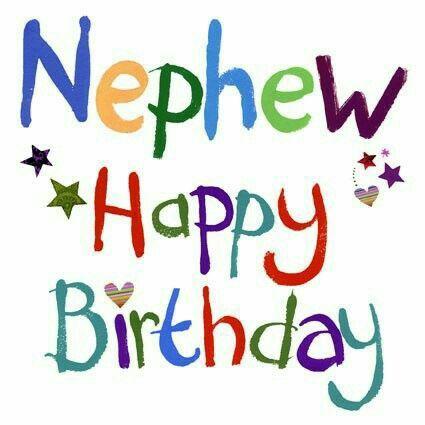 happy birthday nephew birthday pinterest happy birthday nephew rh br pinterest com