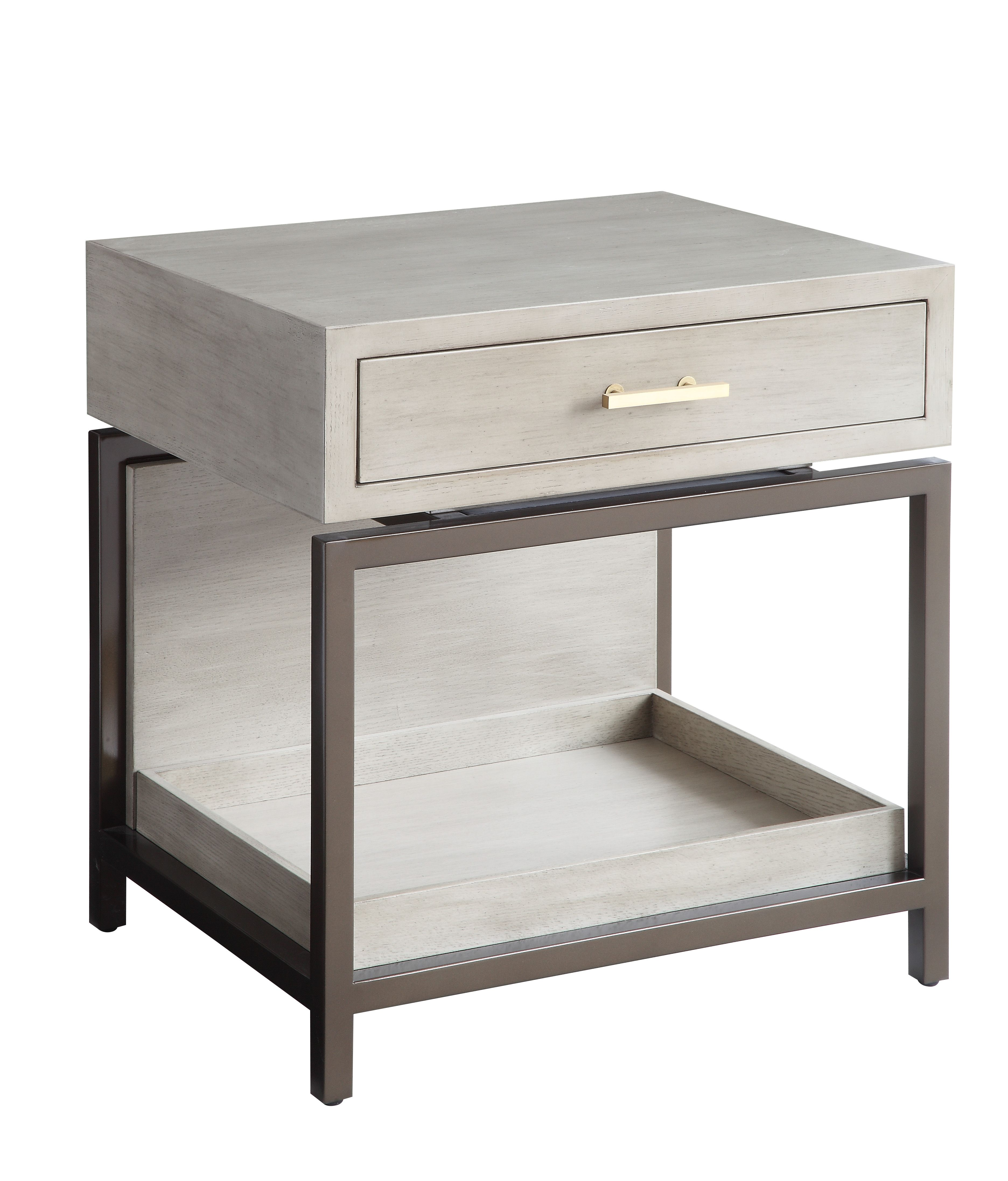 8479 | chuang床头柜 | Modern bedside table, Bedroom night ...