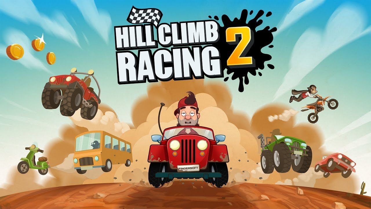 Hill Climb Racing 2 On Your Windows / Mac PC Download