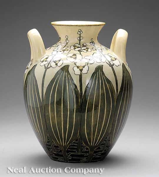 newcomb pottery nouveau ceramics clay arts and crafts style