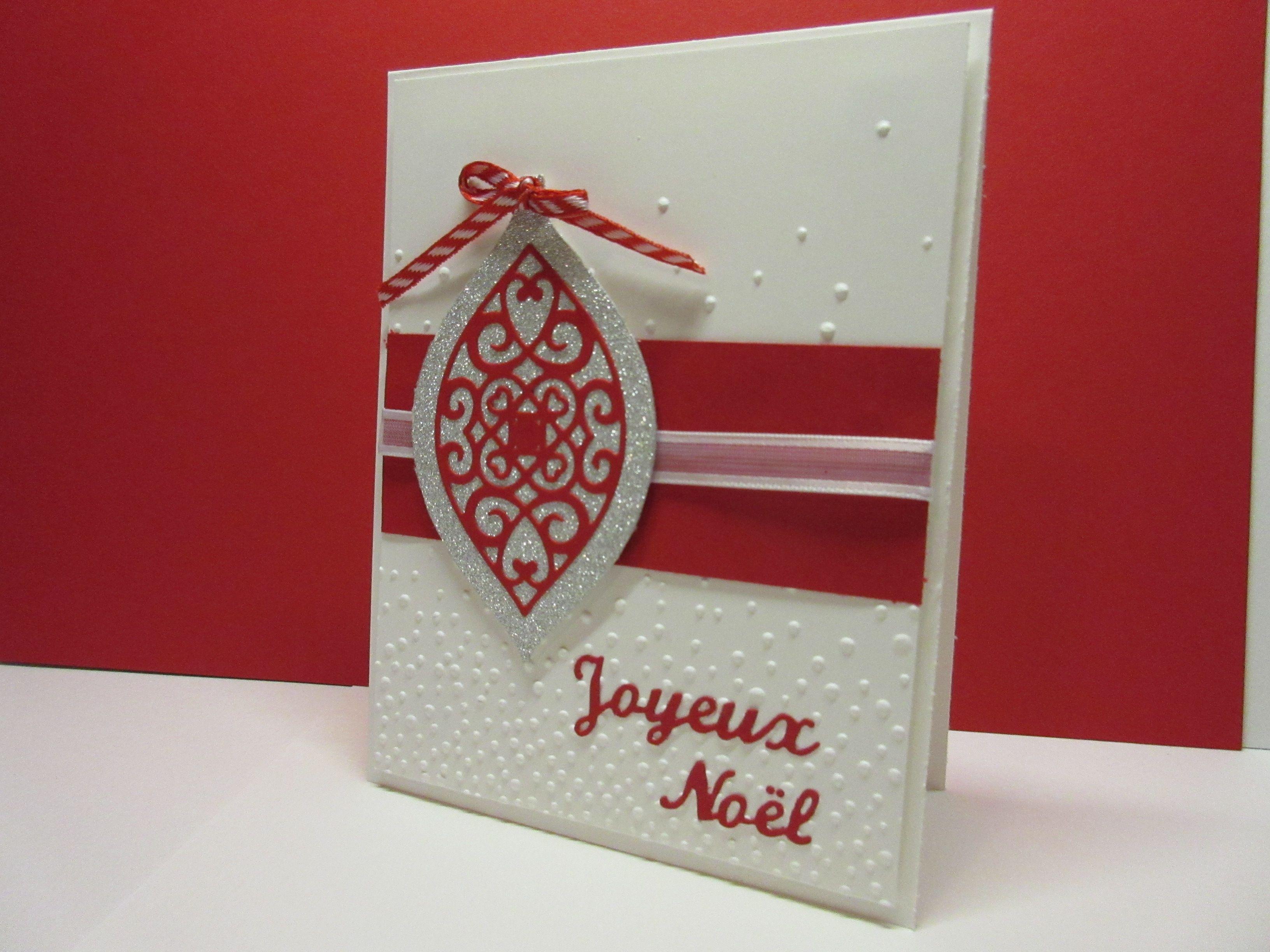 Boule de Noël 2015 France | Ornament card, Holiday, Holiday decor