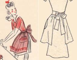 Again...Vintage Aprons