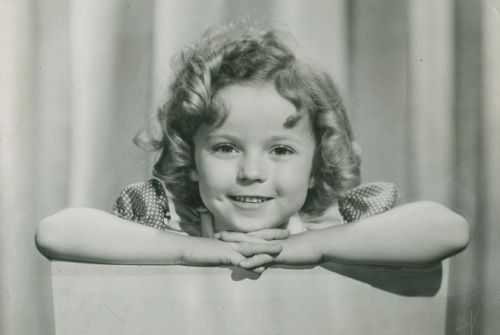 Shirley temple -Baby take a bow