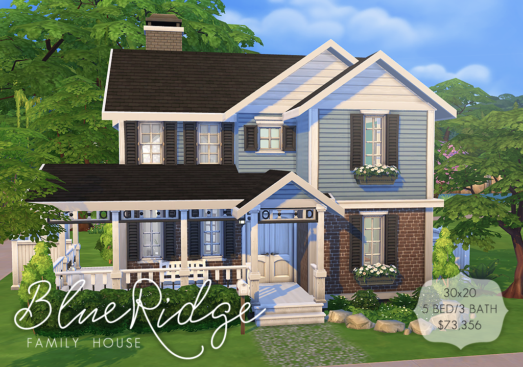Smubuh  blue ridge family house this is  great home for also sims rh ar pinterest