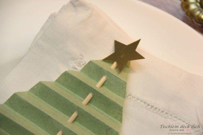 Weihnachtliche Tischdekoration in zartem rosa - Tischlein deck dich #weihnachtlichetischdekoration