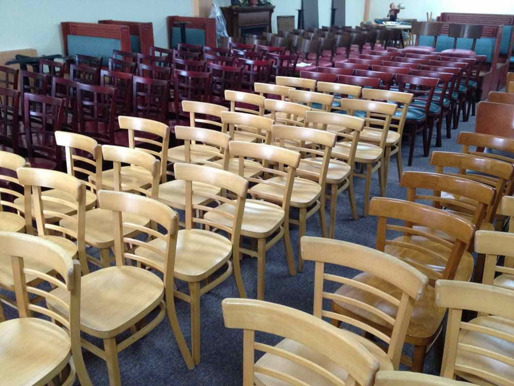 used restaurant chairs for sale nursery chair grey and white in florida healthy