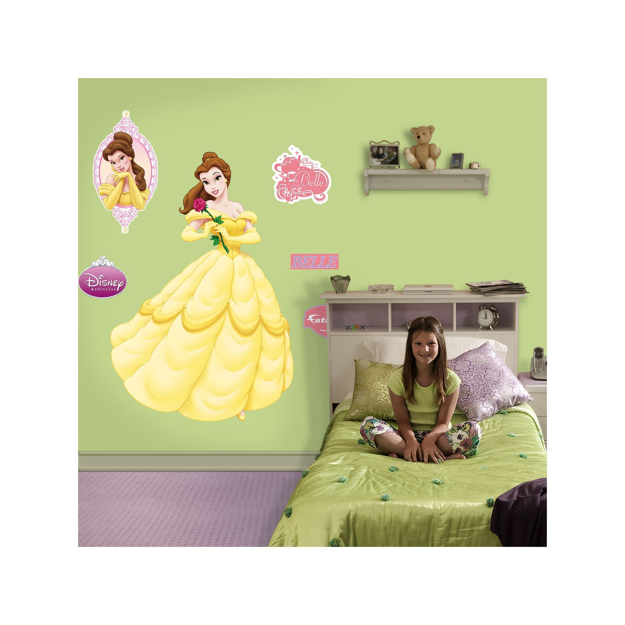 Luxury Fathead Princess Wall Decor Images - The Wall Art Decorations ...
