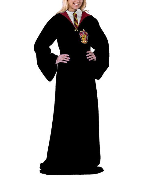Look at this Harry Potter Sleeved Throw - Adult on #zulily today!