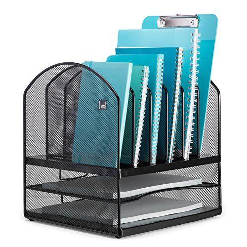 Mindspace Letter File Desktop Organizer With 6 Vertical 2