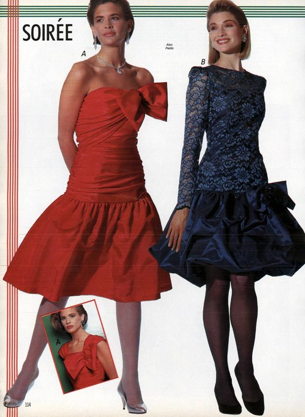 1980s fashion for women & girls | 80s fashion trends, photos and