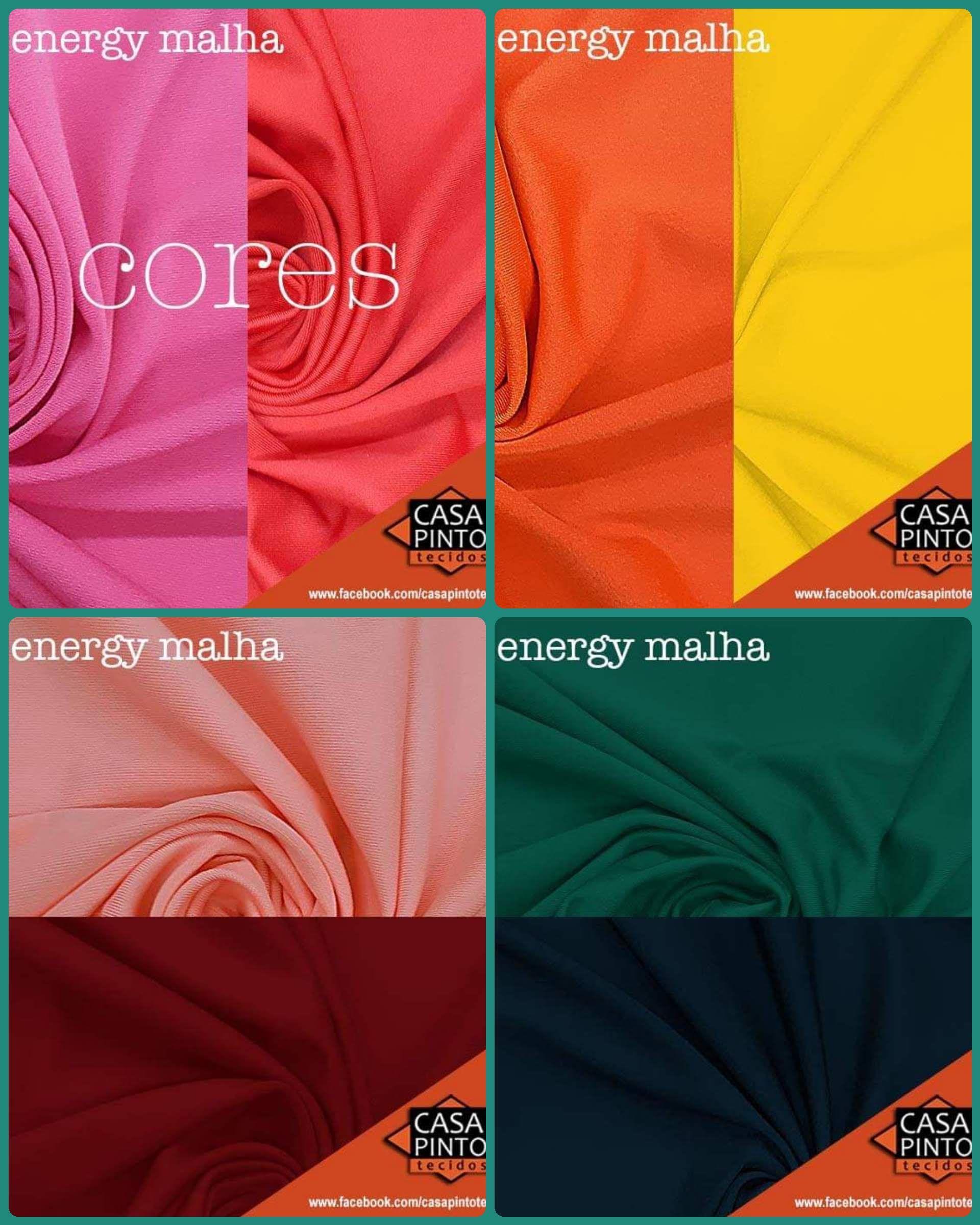 557f3e368c Malha Energy - Comp.: 91% Poliéster/9% Elastano - Larg.: 1,60 m ...