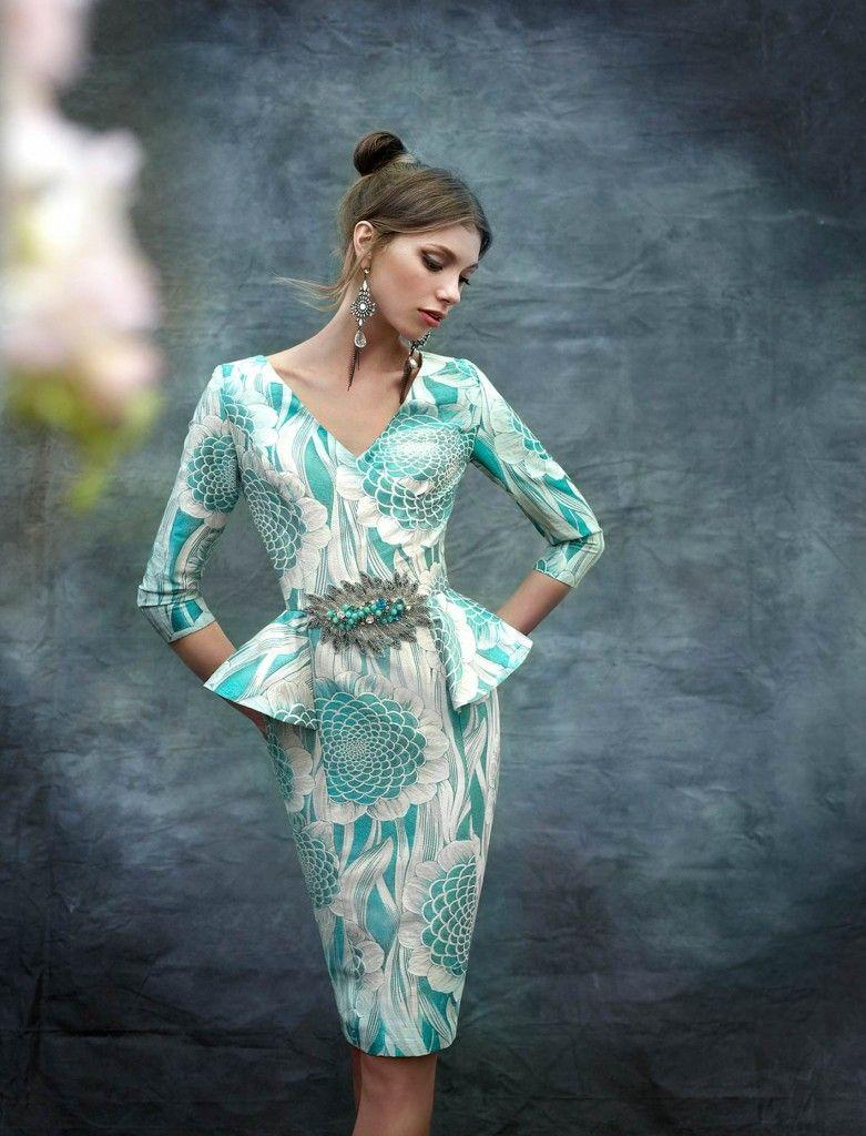 CARLA RUIZ :: | MOTHER OF THE BRIDE | Платье | Pinterest | Groom ...