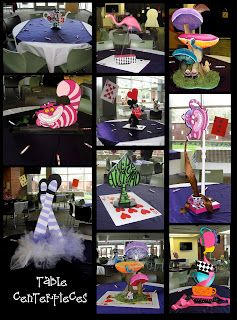 Alice in Wonderland Prom