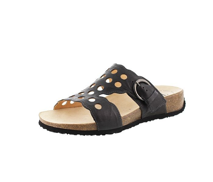 THINK Schuhe MIZZI Pantoletten schwarz 000 201 0000, 78,48